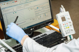 Результаты ЭНМГ исследования, ЭМГ в Киеве цена